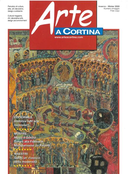 ARTE A CORTINA  INVERNO 2003