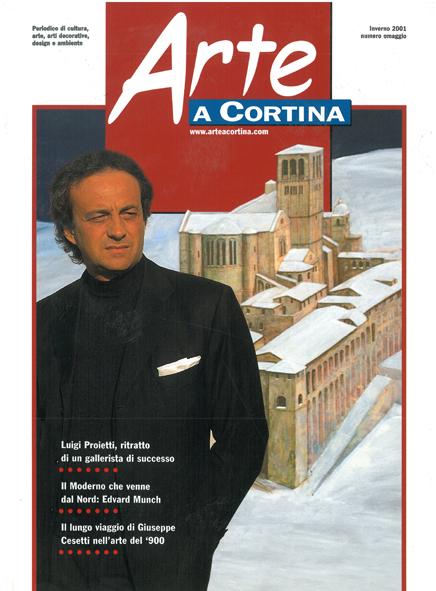 ARTE A CORTINA INVERNO 2001