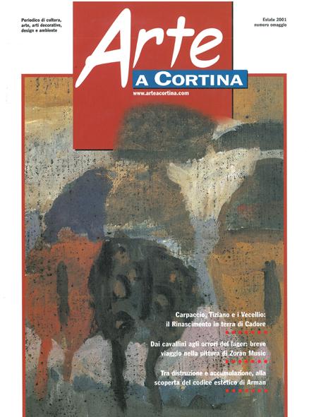 ARTE A CORTINA ESTATE 2001