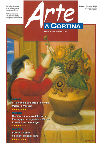 ARTE A CORTINA ESTATE 2005